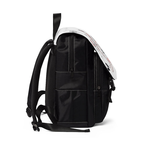 Fancy Fashionista Luxury Backpack - Iconic Style Inc