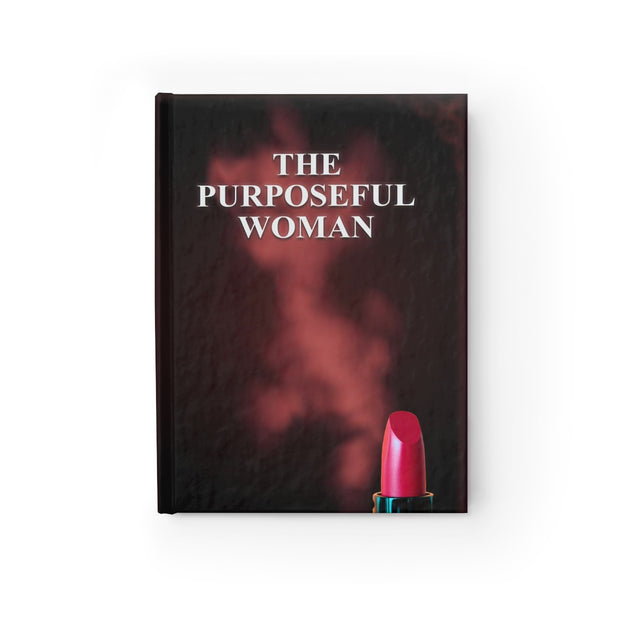 The Purposeful Woman Journal - Ruled Line - Iconic Style Inc