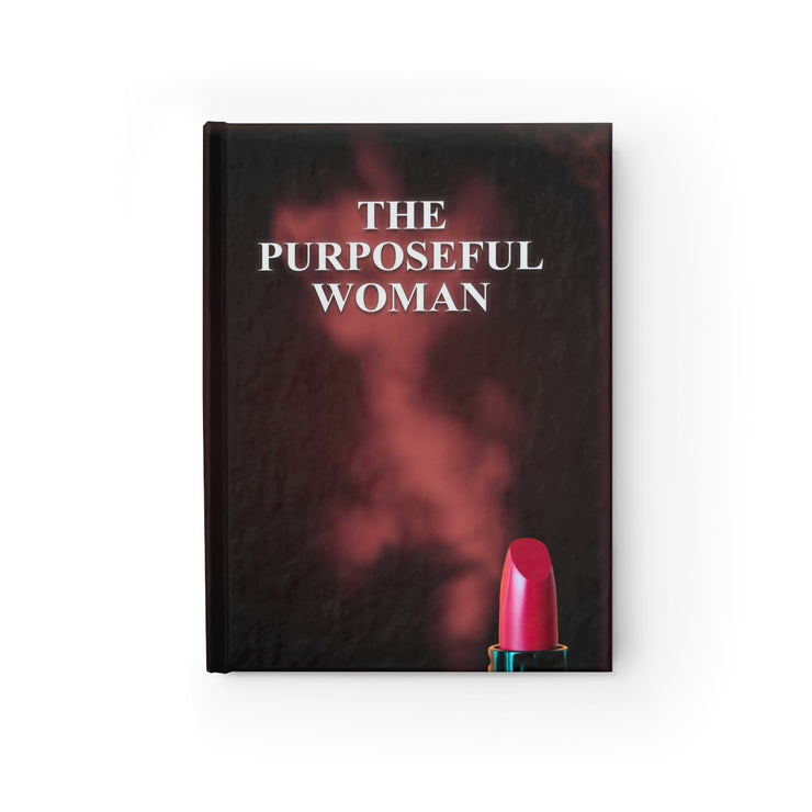 The Purposeful Woman Journal - Ruled Line - Iconic Style Inc.