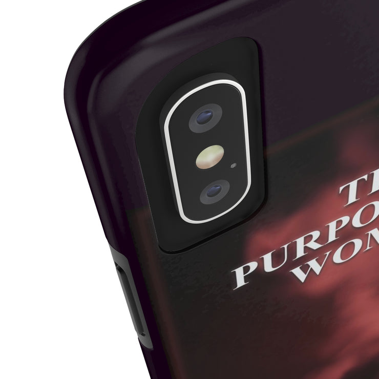 The Purposeful Woman Case Mate Tough Phone Case - Iconic Style Inc.