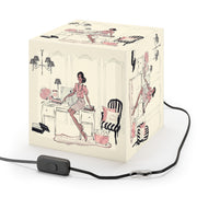 Fancy Fashionista Cube Lamp - Iconic Style Inc