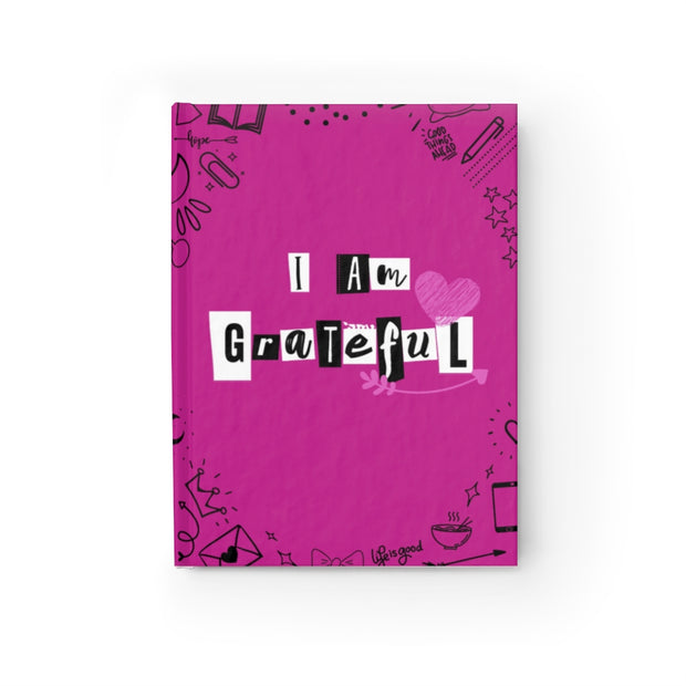 I am Grateful - Gratitude Journal - Iconic Style Inc