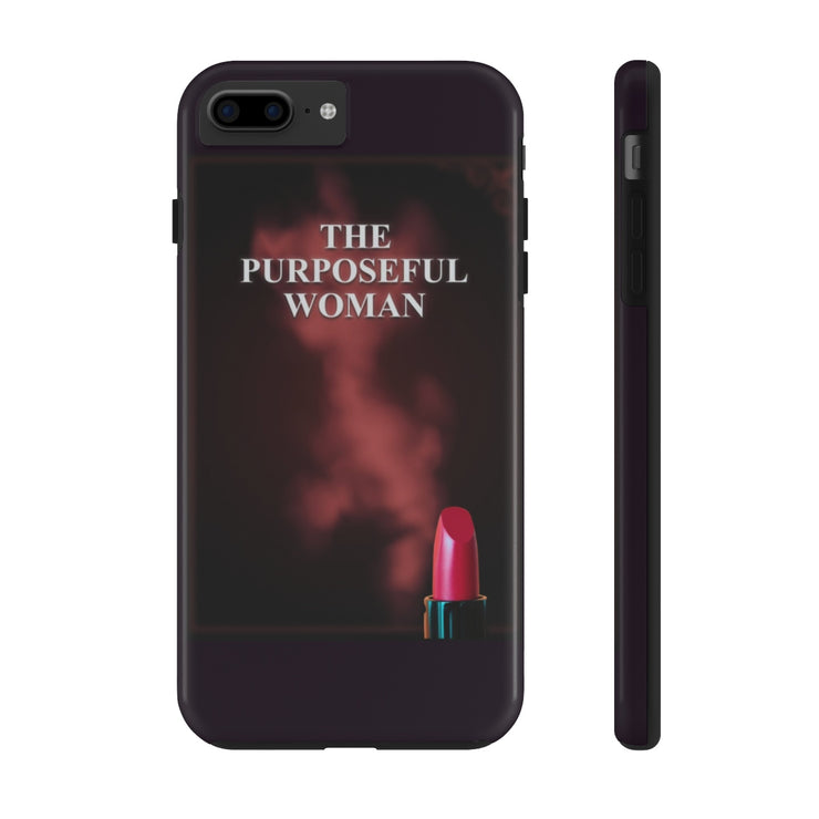 The Purposeful Woman Case Mate Tough Phone Case - Iconic Style Inc