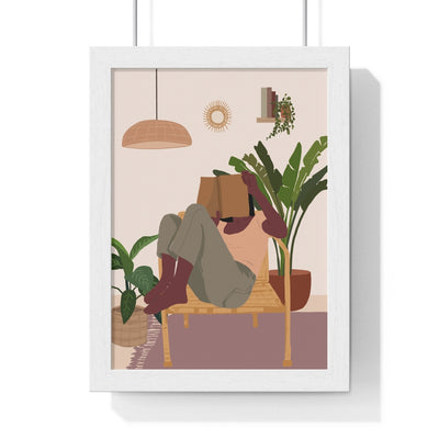 Pretty and Planted Poster - Iconic Style Inc