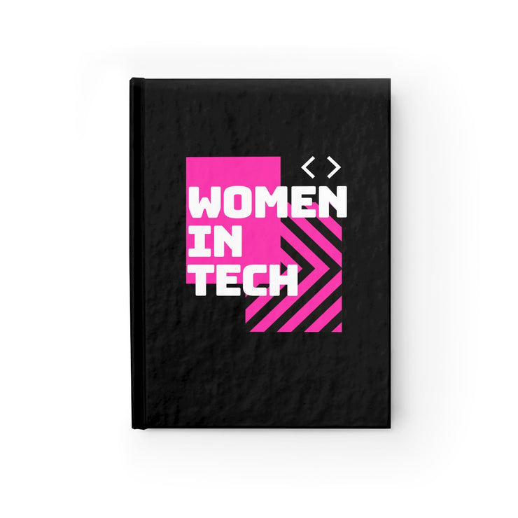 Women in Tech Journal - Pink - Iconic Style Inc.