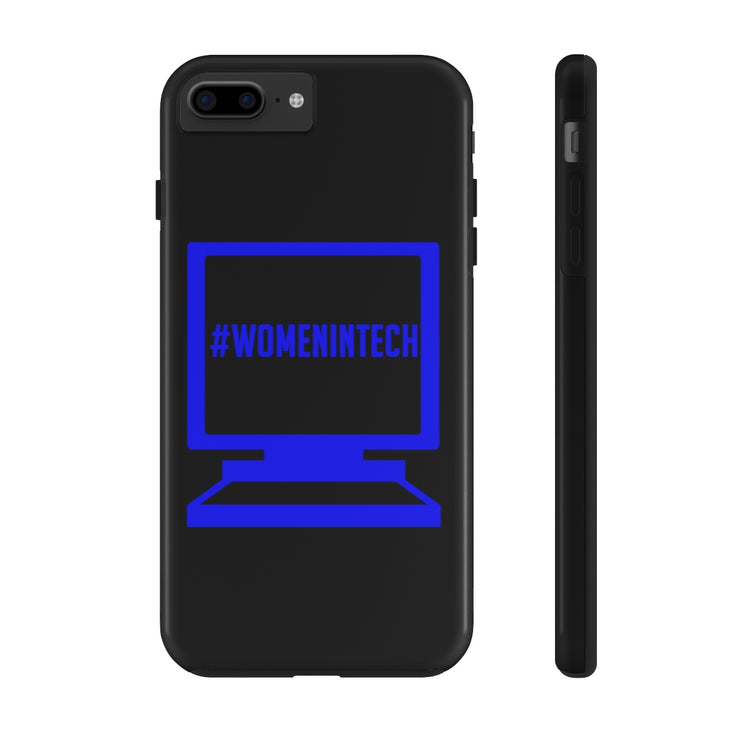 Women in Tech Case Mate Tough Phone Case - Iconic Style Inc