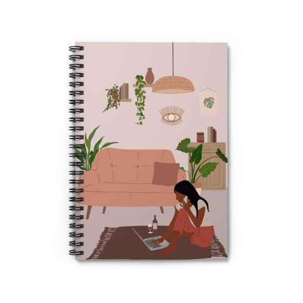 Self Care, Sis. Notebook - Iconic Style Inc