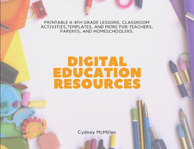 Digital Education Resources - Iconic Style Inc.