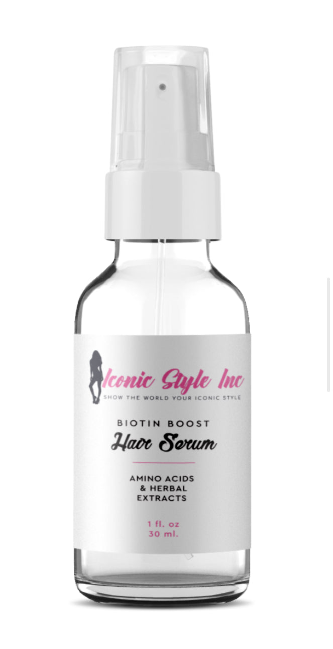 Iconic Style Inc Biotin Boost Hair Serum - Iconic Style Inc
