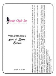 Iconic Style Inc Volumizing Lash & Brow Serum - Iconic Style Inc