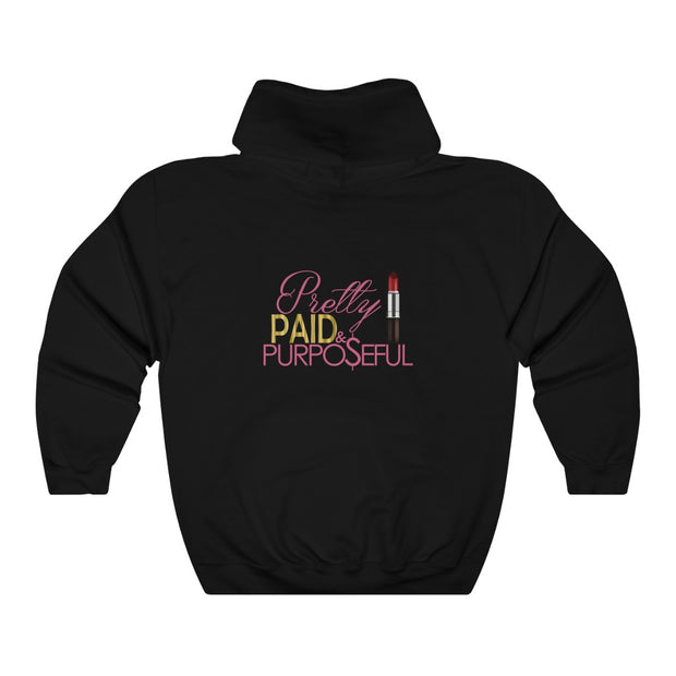 Pretty & Paid Pullover Hoodie - Iconic Style Inc