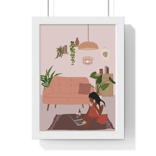 Self Care , Sis. Premium Poster - Iconic Style Inc