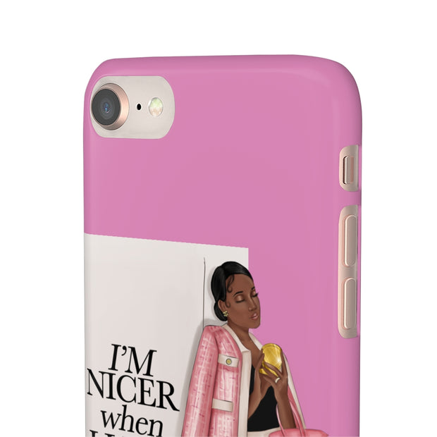 Luxury Icon Phone Case - Iconic Style Inc