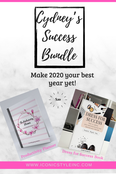 CEO Success Bundle - Iconic Style Inc.