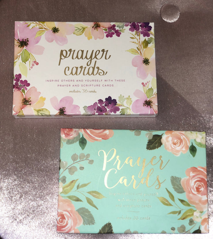 Everyday Inspiration Prayer Cards - Iconic Style Inc.