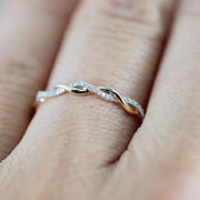 Classical Love Wedding/Engagement Ring - Iconic Style Inc