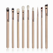 15pcs Pink Makeup Brushes Set - Iconic Style Inc.