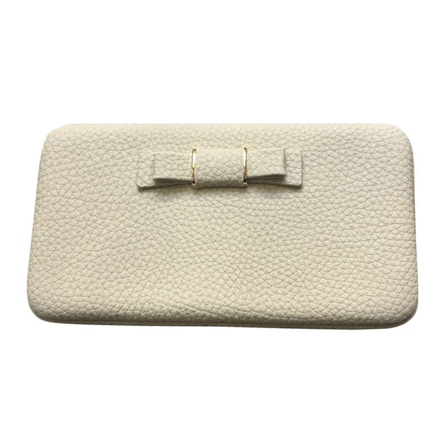 Pretty as a Bow Women's Wallet - Iconic Style Inc
