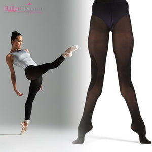 Zarely Z1 REHEARSE! PROFESSIONAL REHEARSAL HIGH PERFORMANCE BALLET TIGHTS