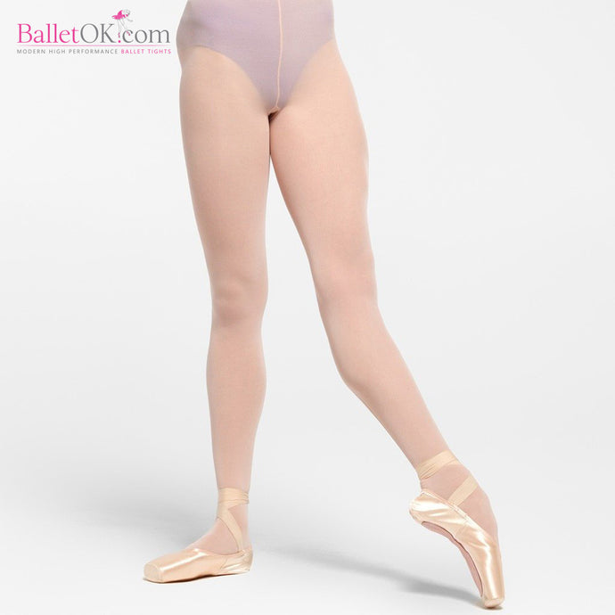 Zarely Z2 PERFORM! PROFESSIONAL PERFORMANCE BALLET TIGHTS WITHOUT BACK SEAM