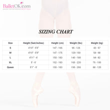 Load image into Gallery viewer, Zarely Z2 PERFORM! PROFESSIONAL PERFORMANCE BALLET TIGHTS WITHOUT BACK SEAM
