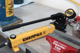 Rental Hydraulic handpump Enerpac P 392, with Digital Gauge
