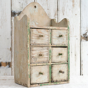 RUSTIC SPICE DRAWERS