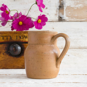 SMALL RUSTIC FRENCH JUG