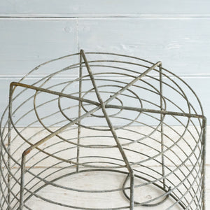 Load image into Gallery viewer, VINTAGE WIRE WORK BASKET