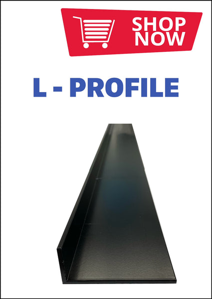 L PROFILE Panel: Extend width of the Adaptor