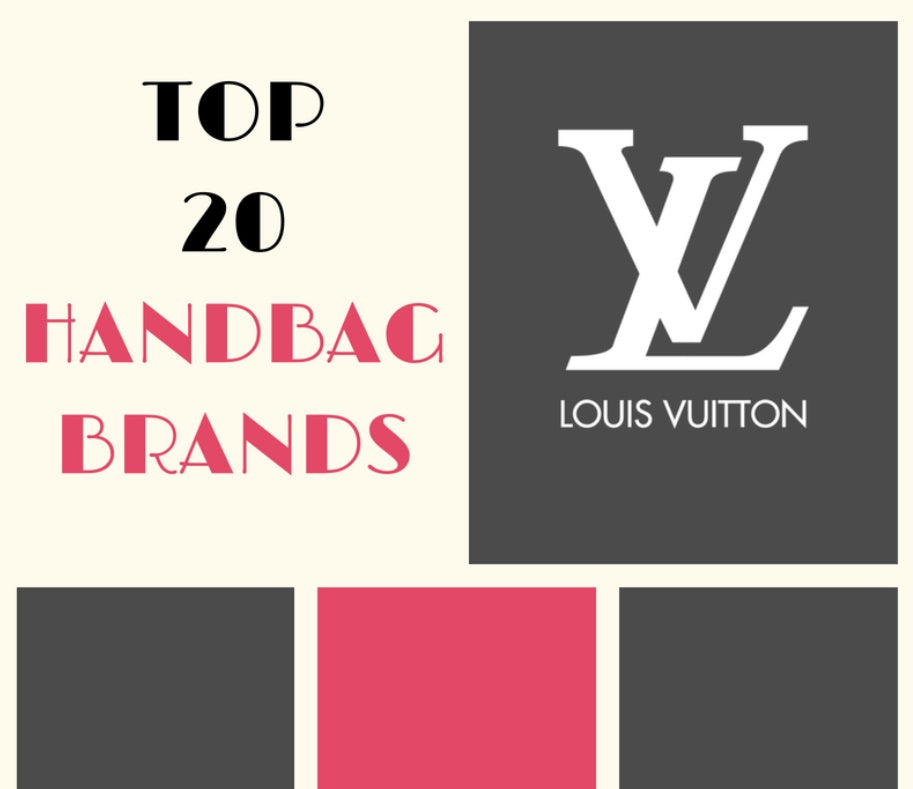 Top 20 Handbag Brands That Are Most Famous And Searched For