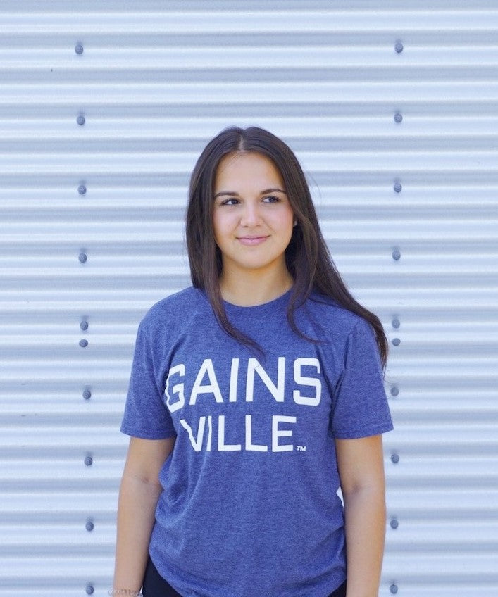 GAINS VILLE Shirt - Navy