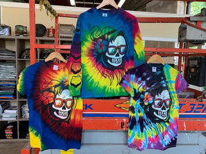 Vacation Reaper Tie Dye