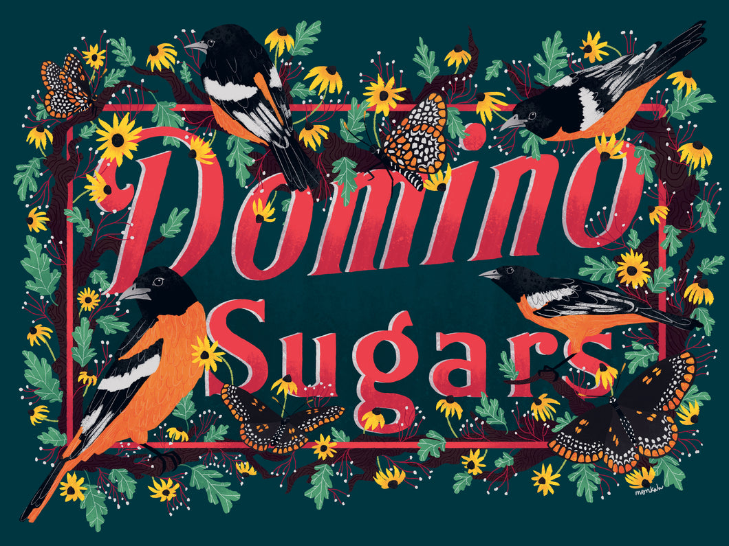 Domino Sugars Poster