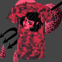 Load image into Gallery viewer, Satan's a Woman Tee