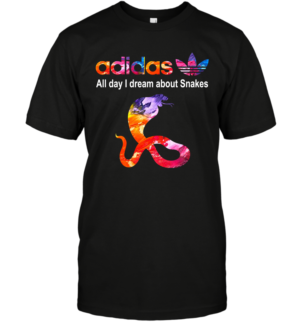 Adidas All day I dream about Snakes T-Shirt