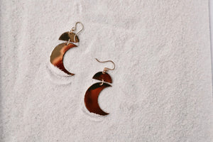 Midnight Sands earrings