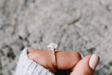 Load image into Gallery viewer, Big Sur Herkimer Diamond Solitaire