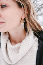 Load image into Gallery viewer, Northstar Crystal Earrings