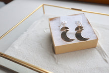 Load image into Gallery viewer, Midnight Sands earrings