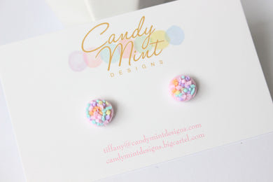 Fairy Studs and Clip Ons