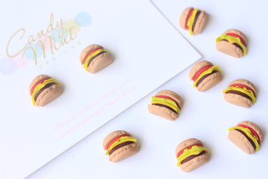 Hamburger Studs