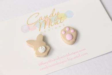 Bunny Studs Adult