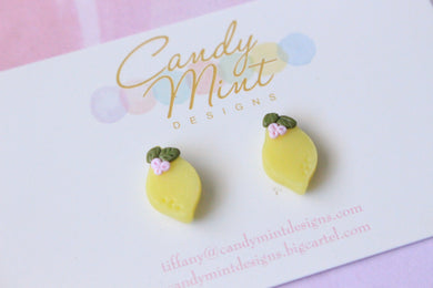 Sweet Lemon Studs