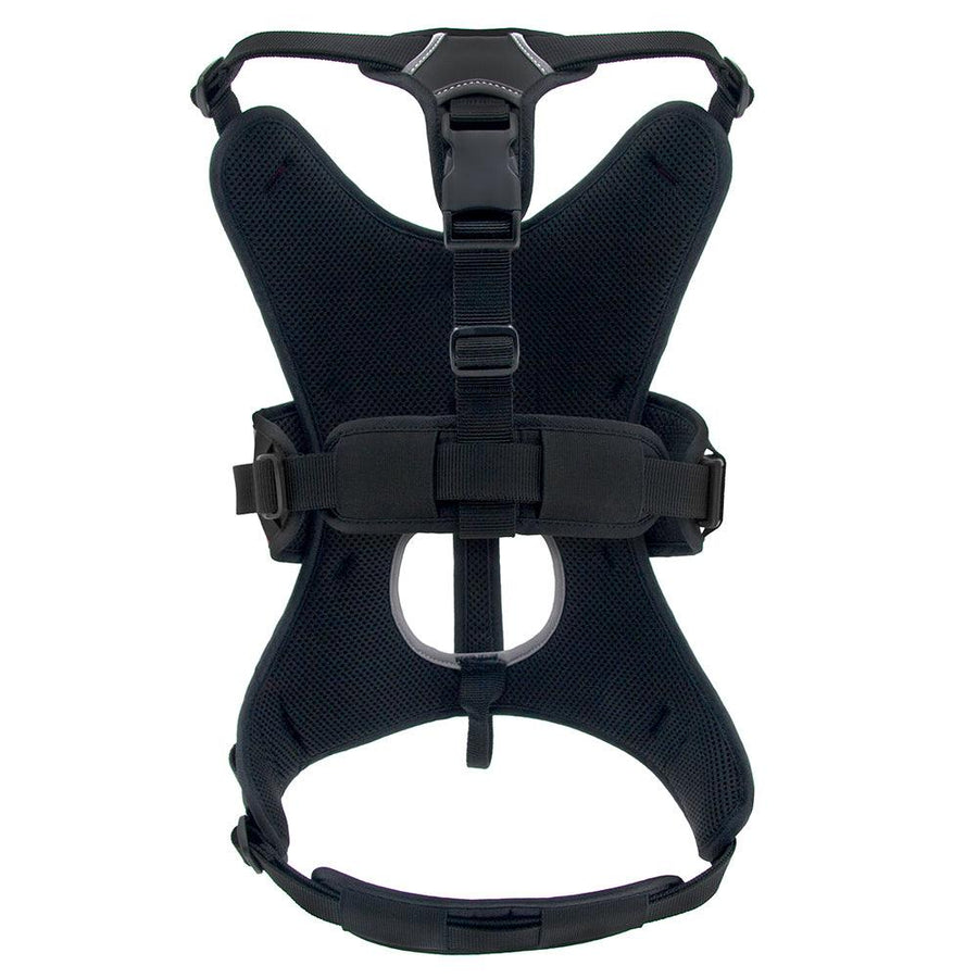 VOYAGER Control Dog Harness in Red - Front