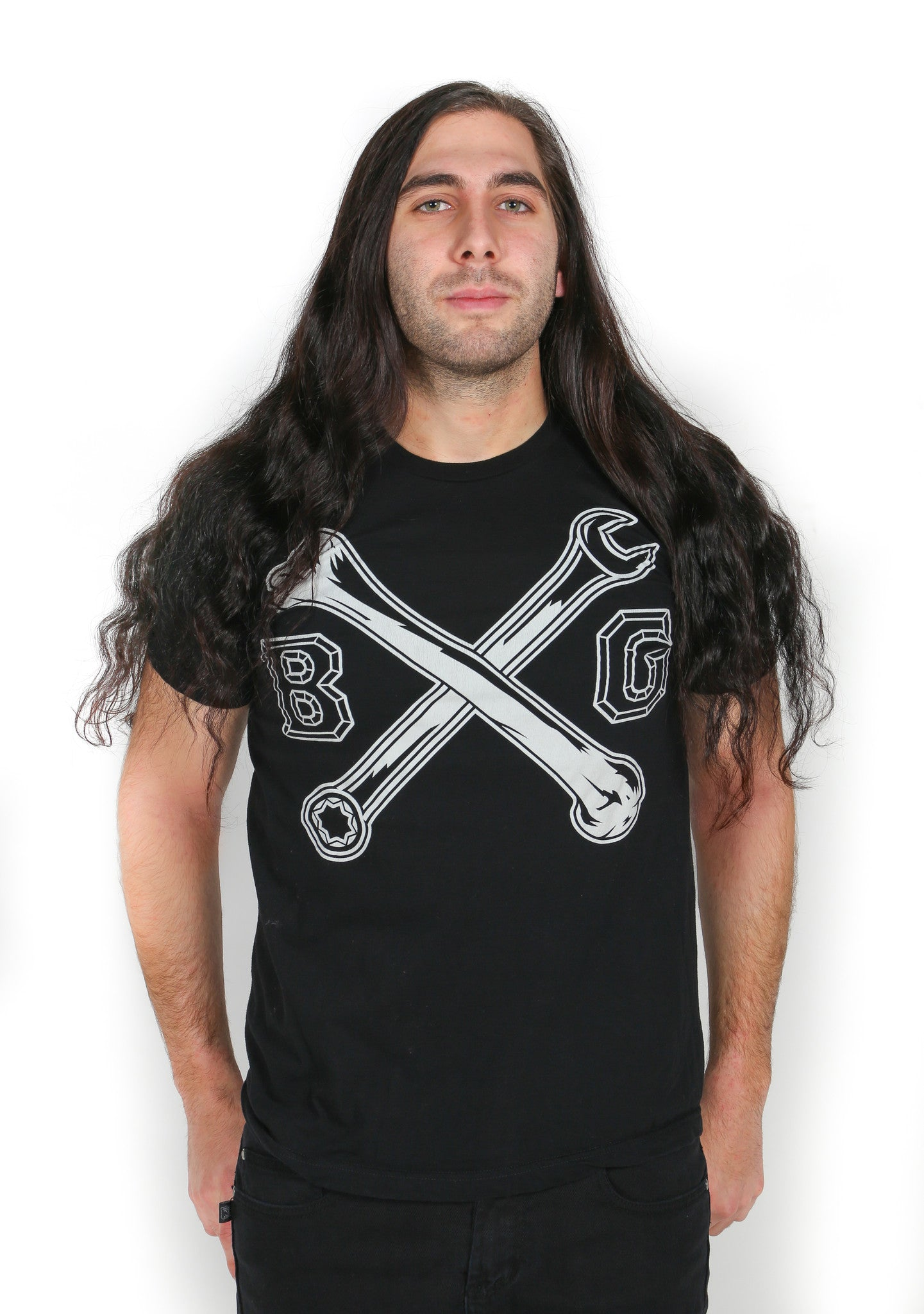 Cross Bones (Black)