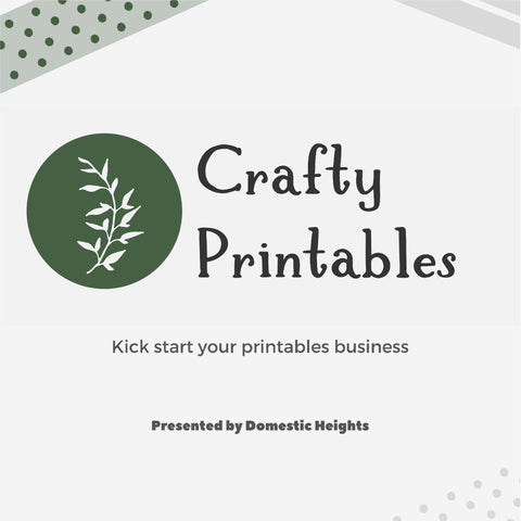 Digital Printable Toolkit
