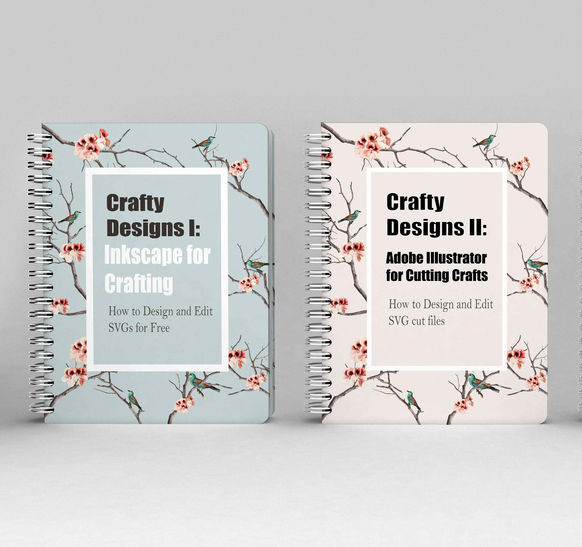 Crafty Designs Bundle: Inkscape and Illustration