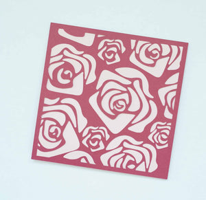 Bouquet of Roses Card