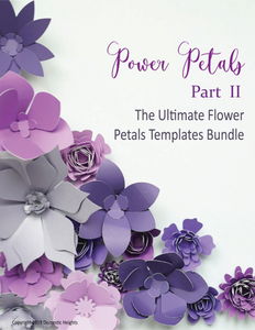 Power Petals Part II - Flower Petals Bundle